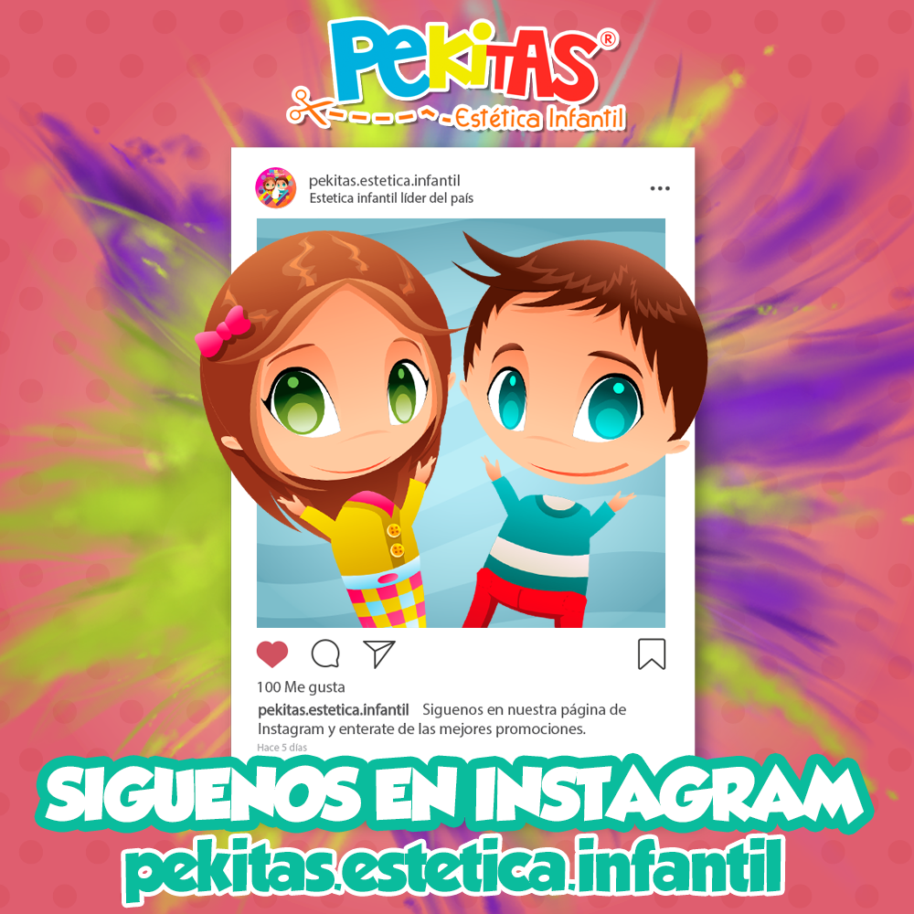 Pekitas Promoción Instagram